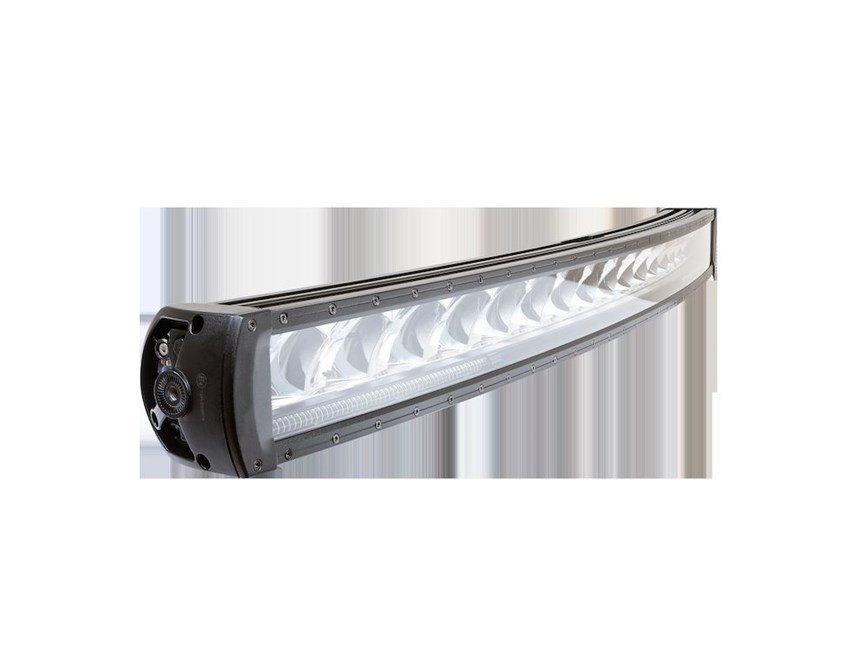 LED Ljusramp 16200L curved